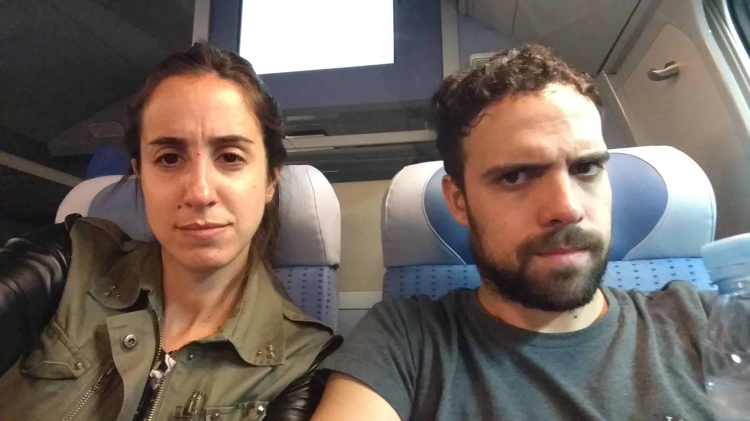 Tren de alta velocidad Barcelona-Paris